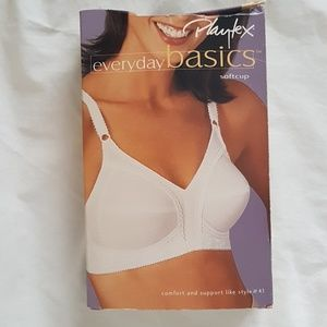 Playtex Soft Cup Wireless Bra